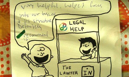 Snatch Some Great Legal Advice for Your Business